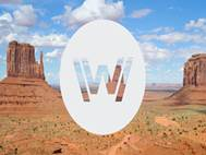 Westworld logo season 2 background 5