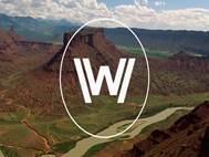Westworld logo season 2 background 8