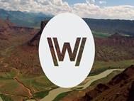 Westworld logo season 2 background 9