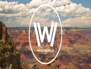 Westworld season 2 logo background