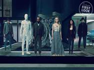 Westworld season 2 promo background