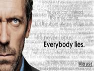 Dr House wallpaper 13