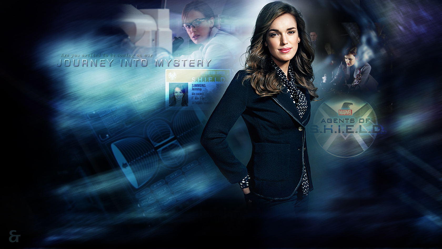 agents of shield wallpaper 23