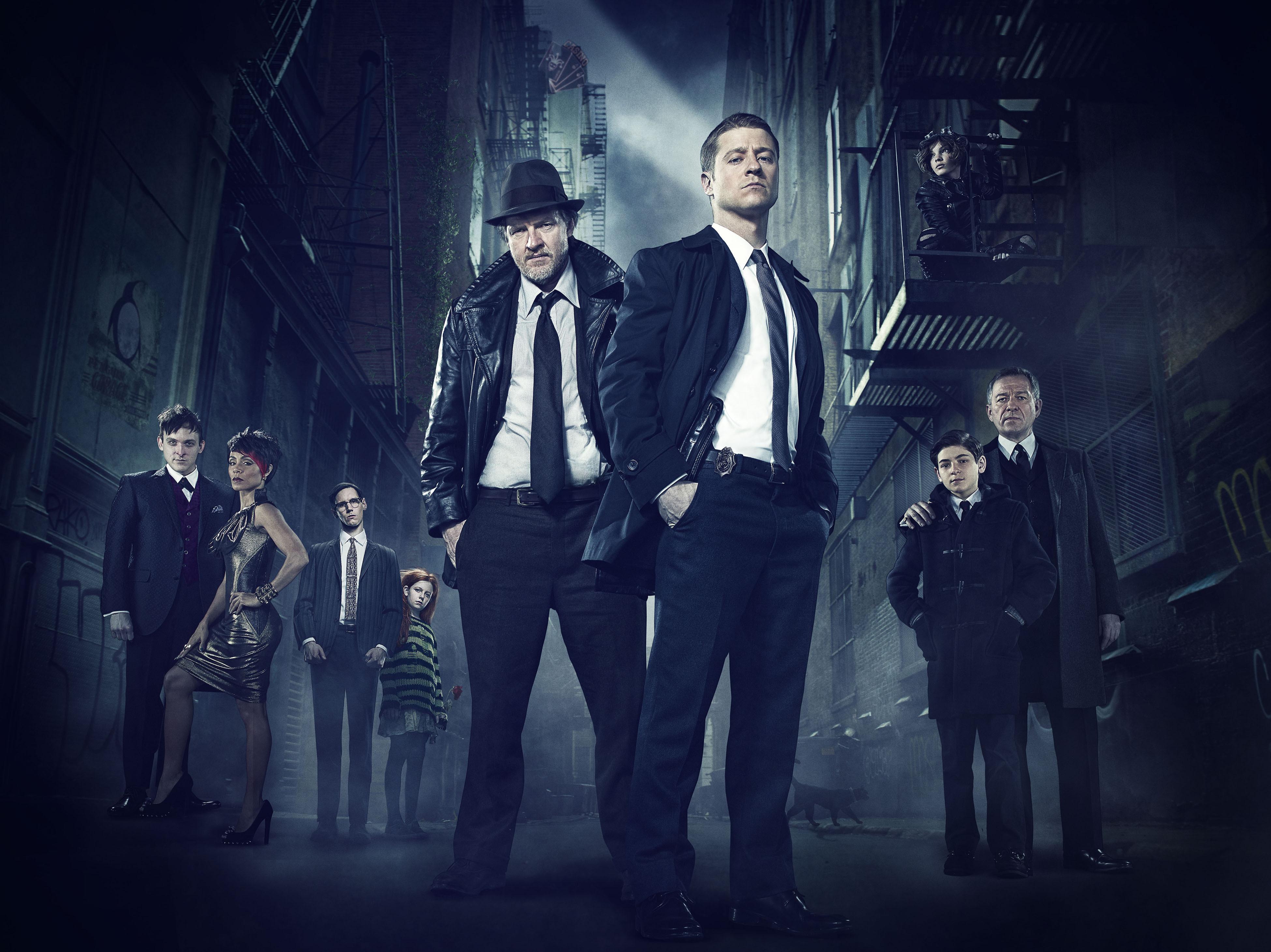 Gotham wallpaper 3