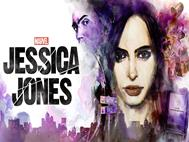 Jessica Jones Splash wallpaper