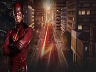 The Flash wallpaper 3