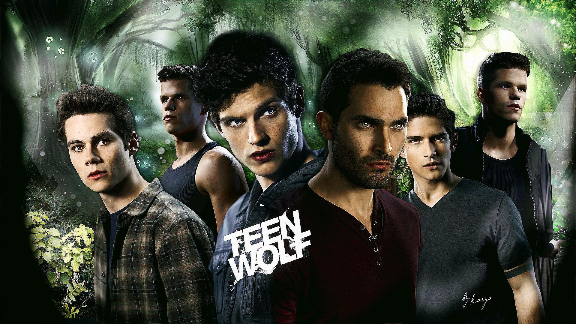 Teen Wolf wallpaper 13